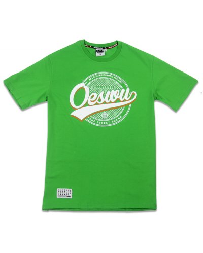 "T-shirt ""Baseball2"" zielony"